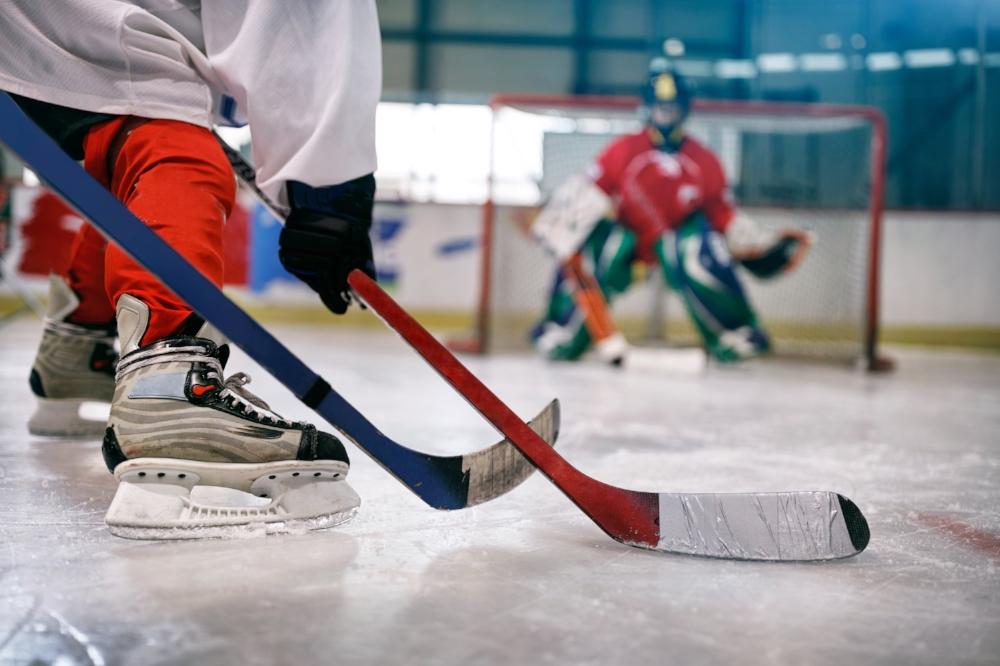 joueurs+de+hockey,+hockey+mois